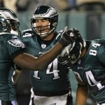 Phily Eagles go into the season among the top 10 Superbowl Favorites for 2012