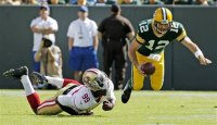 Packers 49ers Odds