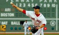 Boston Red Sox's Jake Peavy