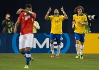 Soccer: Friendly-Brazil vs Chile