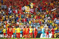 Belgium v Algeria: Group H - 2014 FIFA World Cup Brazil
