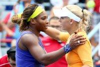 Serena Williams vs Caroline Wozniacki