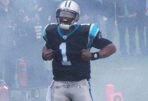 Carolina Panthers QB Cam Newton