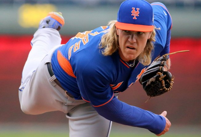 Syndergaard following through