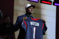 Watson at the draft