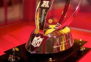 AFC Championship Trophy