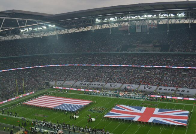 The Raiders face the Dolphins in 2014