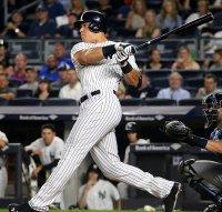 Aaron Judge Back Swing
