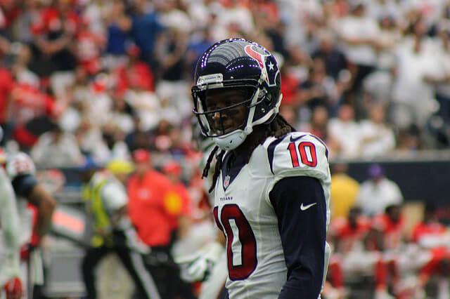 Houston WR DeAndre Hopkins