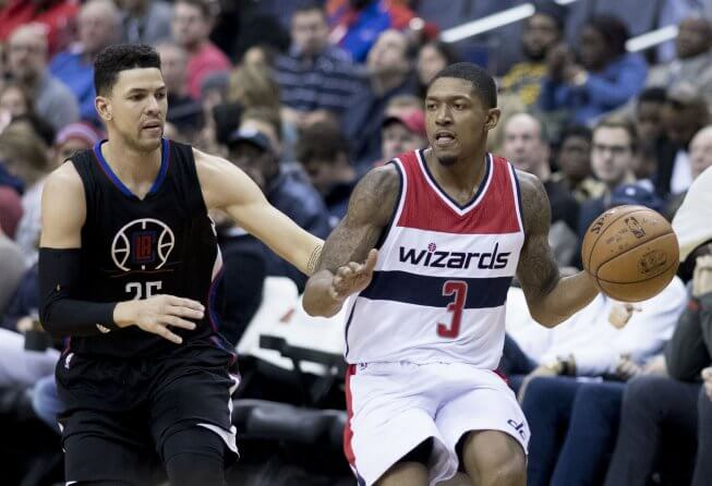 Clippers guard Austin Rivers