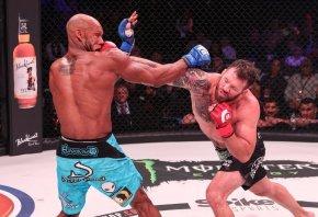 Ryan Bader Knocks Out Linton Vassel