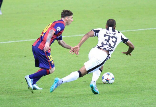 Barca takes on Juve in 2015