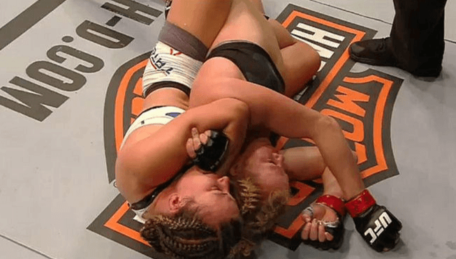 Holly Holm Submitted.