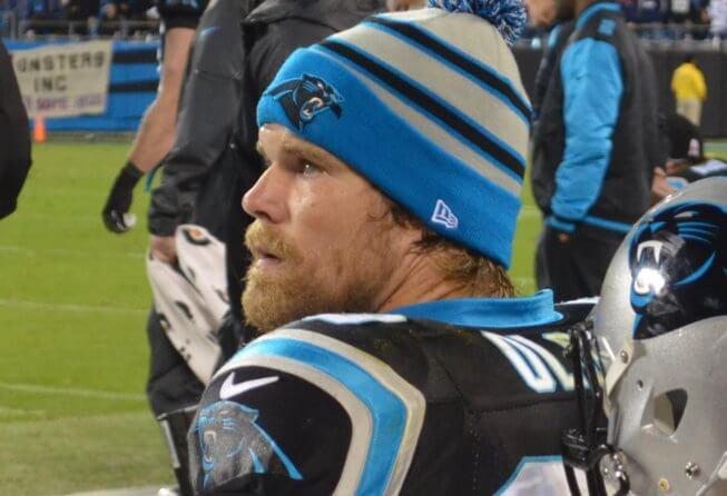 Carolina Panthers Tight End Greg Olsen