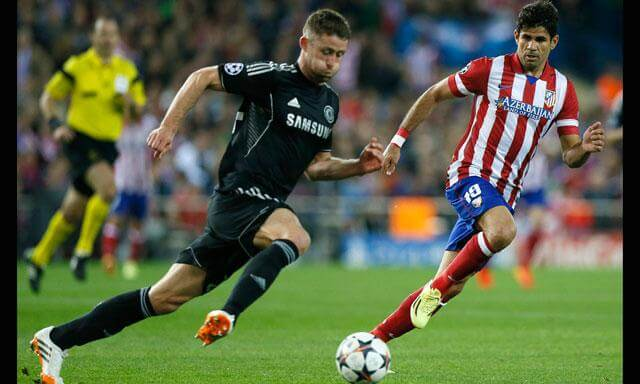 Diego Costa Back at Atletico Madrid