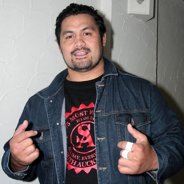 Mark Hunt prepares for yet another fight.