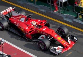 Sebastian Vettel Australian Grand Prix