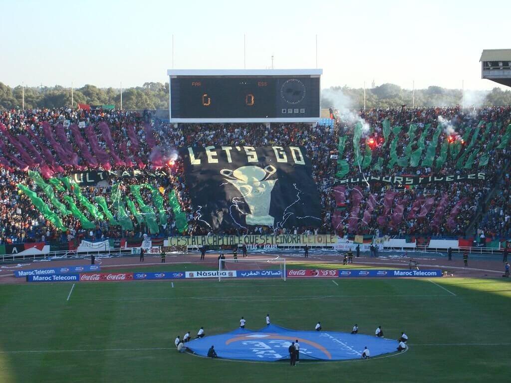 Morocco Stadium