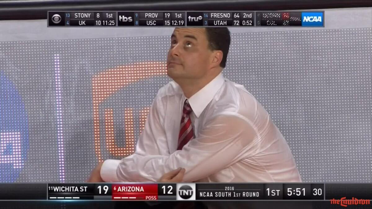 Arizona Wildcats Miller Sweaty