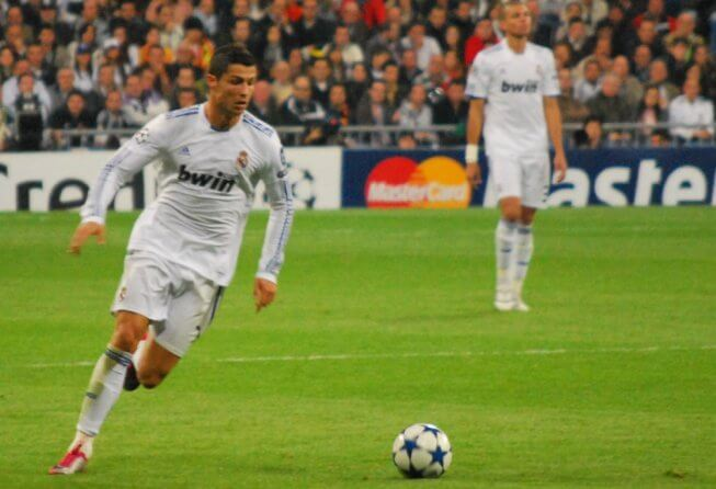 Cristiano Ronaldo saves Real Madrid - again!