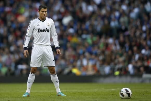 Ronaldo has been amazing in the Champions League, but mediocre in La Liga.