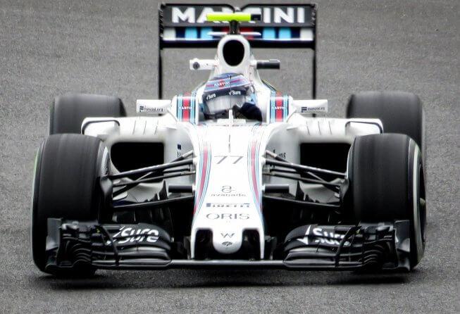 Valterri Bottas Williams