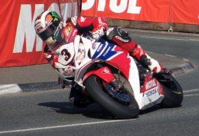 John McGuinness Isle of Man TT