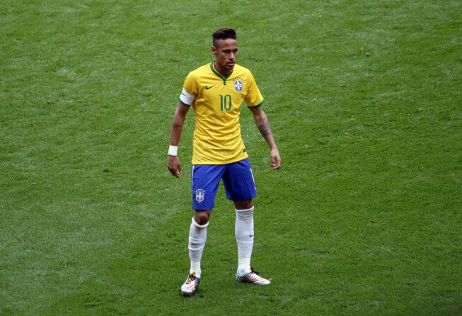 Brazil are the favorites to win the World Cup. Can Neymar take them all the way?