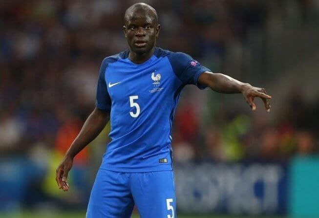 N'Golo Kante has been a difference maker this World Cup for France