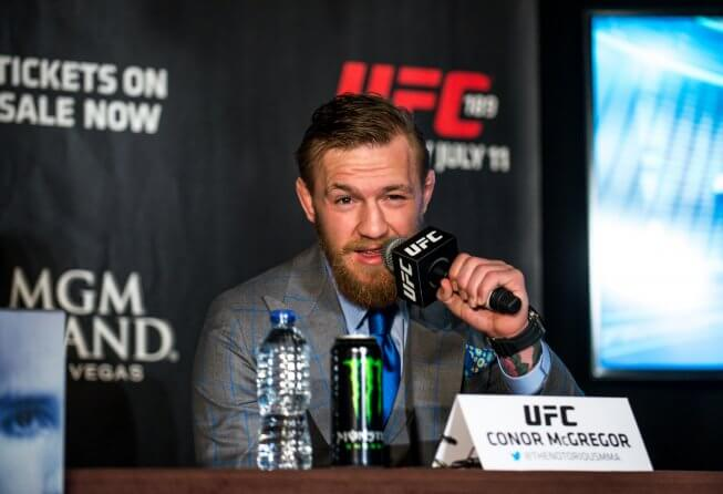 Conor McGregor returns to the UFC on October 6th. He's heading straight for the king, taking of current lightweight champ Khabib Nurmagomedov.