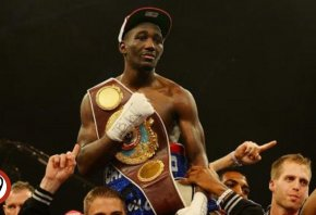 Terence Crawford cleaned out the light welterweight division before moving up to 147 lb