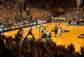 Cameron Indoor Stadium in Durham, NC