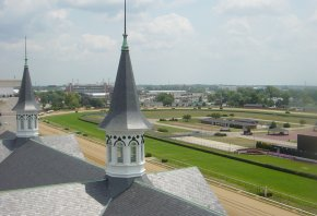 Louisville's Churchill Downs