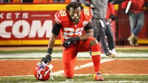 Often Injured Chiefs Safety Eric Berry