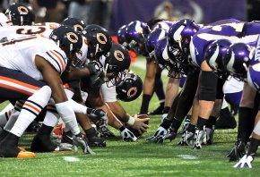Chicago Bears and Minnesota Vikings