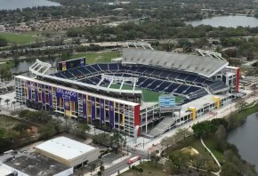 The Citrus Bowl in Orlando is slated for Jan 1