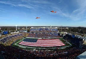 Military Bowl in Annapolis