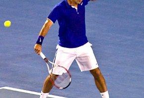 Grand Slam winner Roger Federer