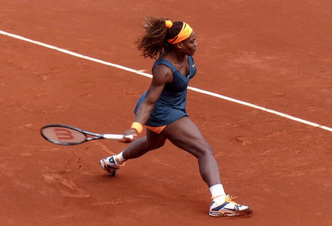 Serena Williams seeks a fourth French Open title