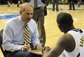 Michigan coach John Beilein has won everywhere he has worked