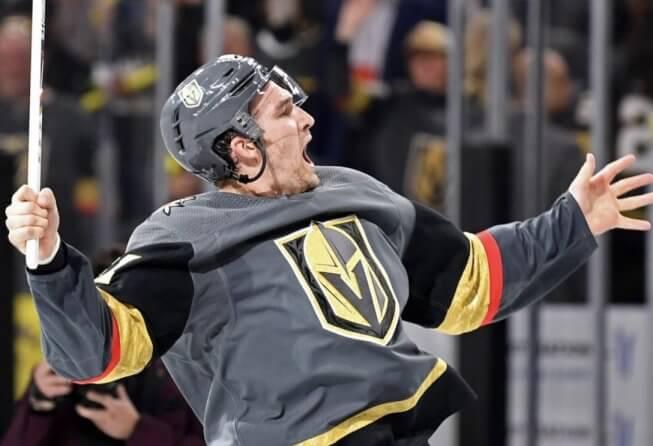 Vegas' Mark Stone