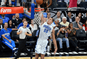 Magic forward Aaron Gordon