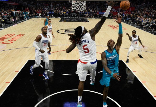 Clippers Montrezl Harrell