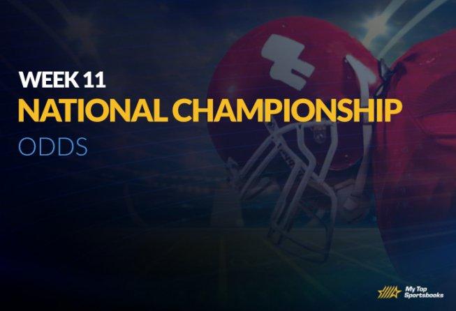 National Championship Week 11