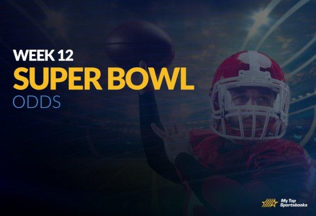 Superbowl Week 12 Odds
