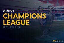 2020/21 Champions League Futures Pick