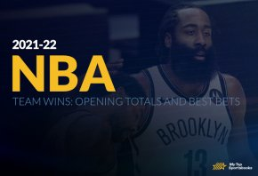 2021-22 NBA Team Wins: Opening Totals and Best Bets