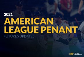 2021 American League Pennant Futures Update