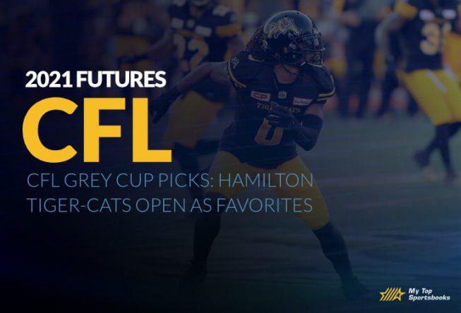 2021 CFL Grey Cup Picks: Hamilton Tiger-Cats Open As Favorites