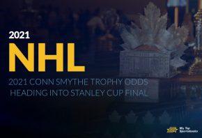 2021 nhl conn smythe trophy odds